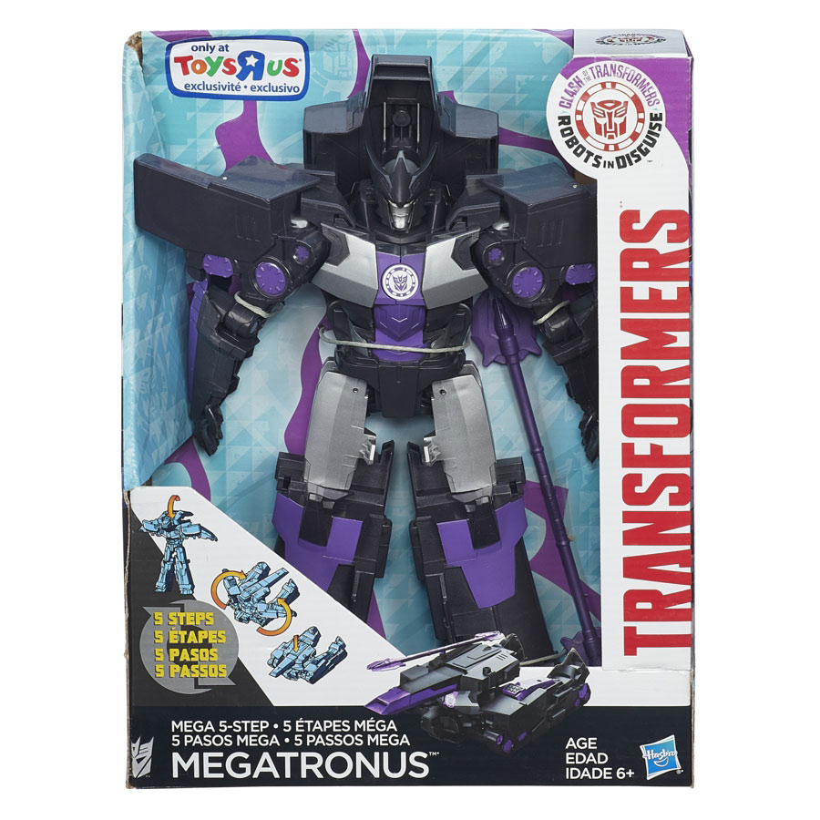 transformers robots in disguise megatronus toy