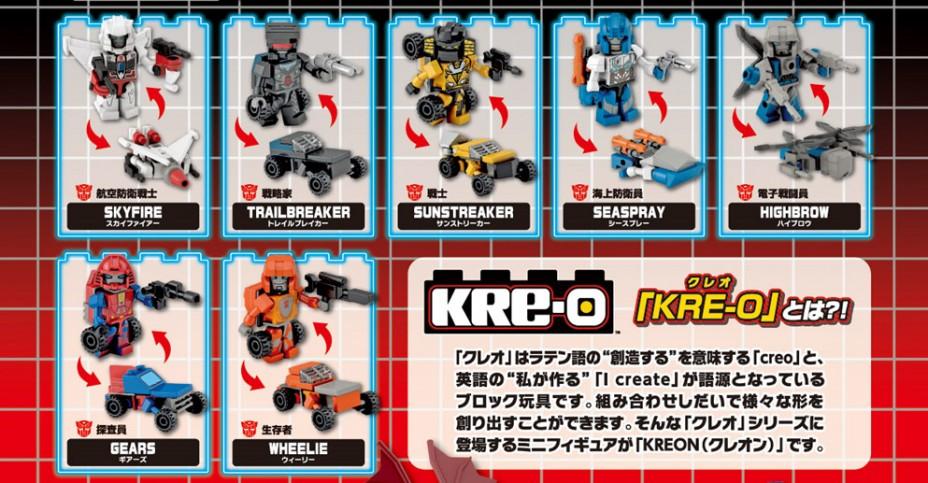 TakaraTomy-Kreon-Microchangers