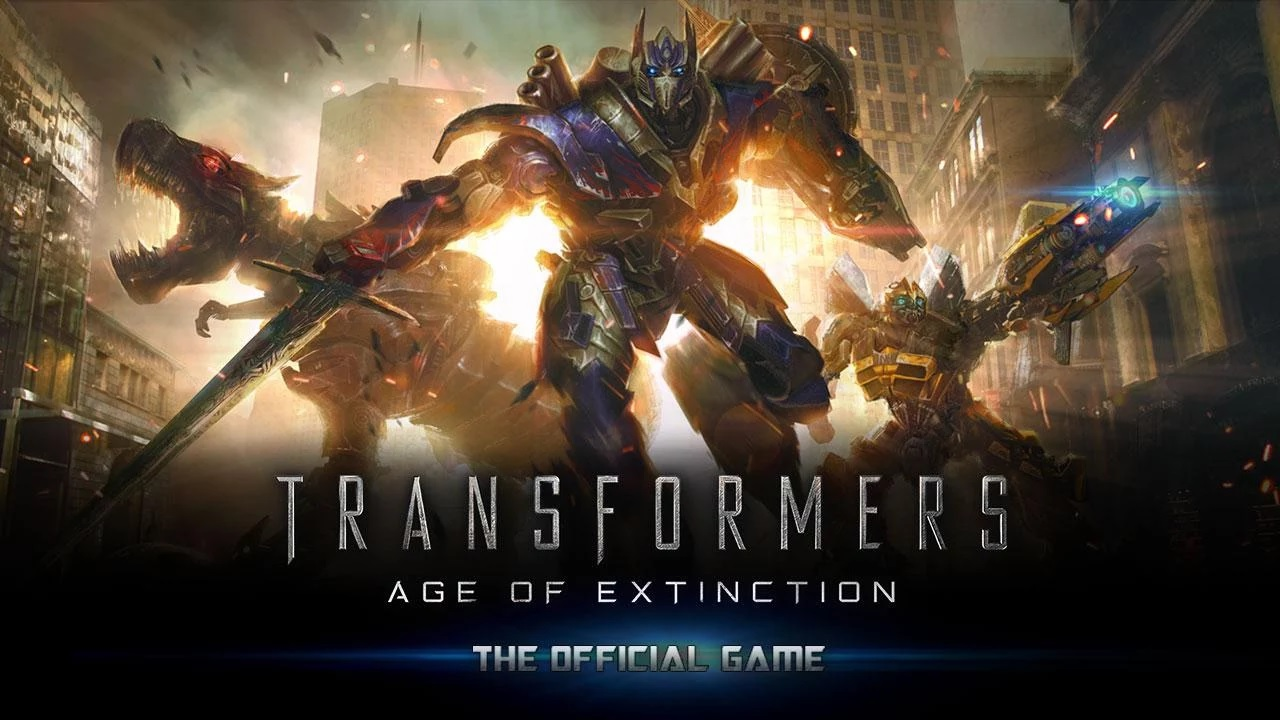 Transformers: Age Of Extinction Mobile Game Is Also Ending ...