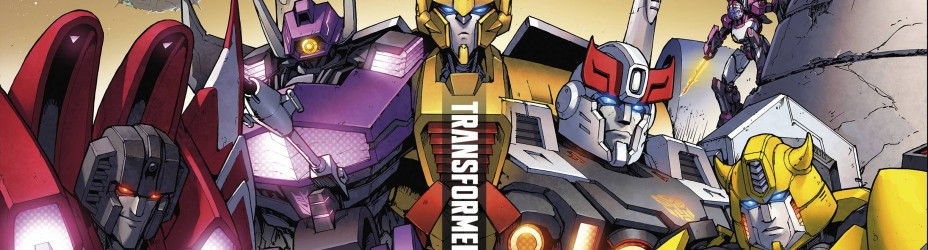 Transformers Robots in Disguise Comic Trade Paperback Box Set