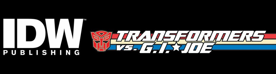 Transformers vs GI Joe Logo
