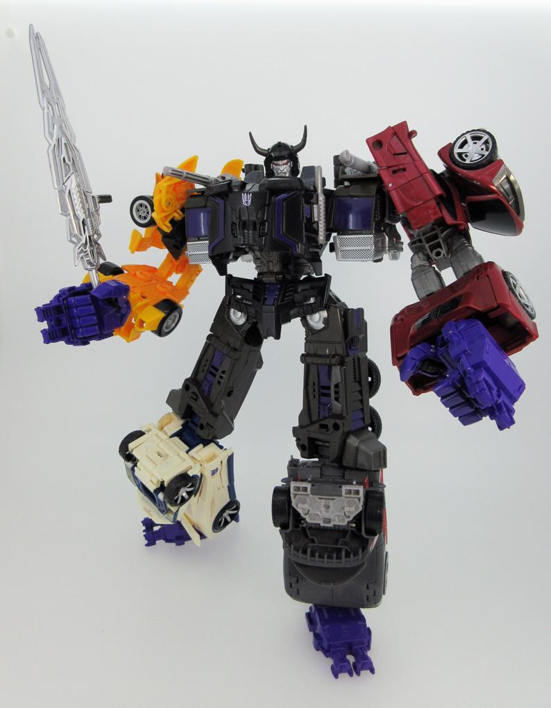 Transformers Power Core coupleurs PROJECTEUR COMPLET DPC