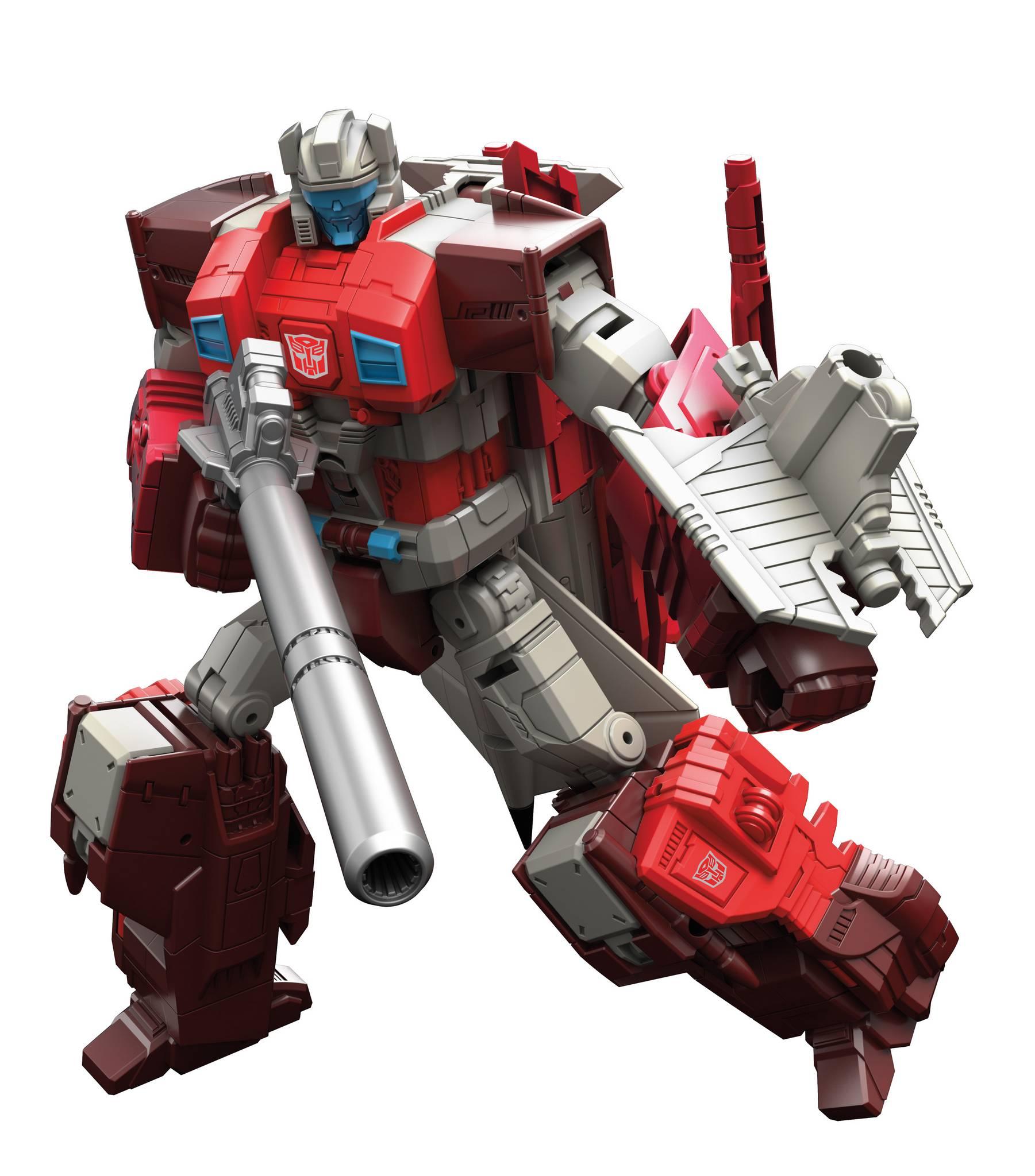 Combiner Wars Scattershot - Official Images - Transformers