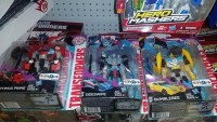 Clash of the Transformers Warriors Released in Canada