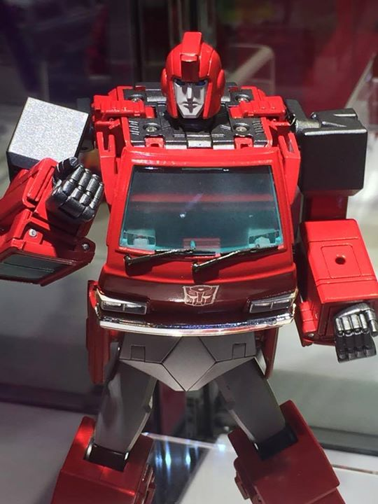 [Masterpiece] MP-27 Ironhide/Rhino IflrKao