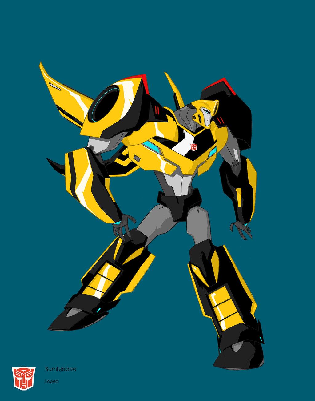More Transformers Robots Disguise Concept Art Jose