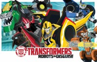 Transformers Robots In Disguise San Diego Comic Con 2015 Exclusive Trailer