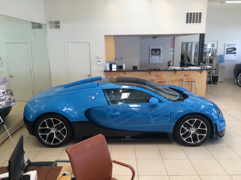 Bugatti veyron grand sport vitesse transformers - photo#9