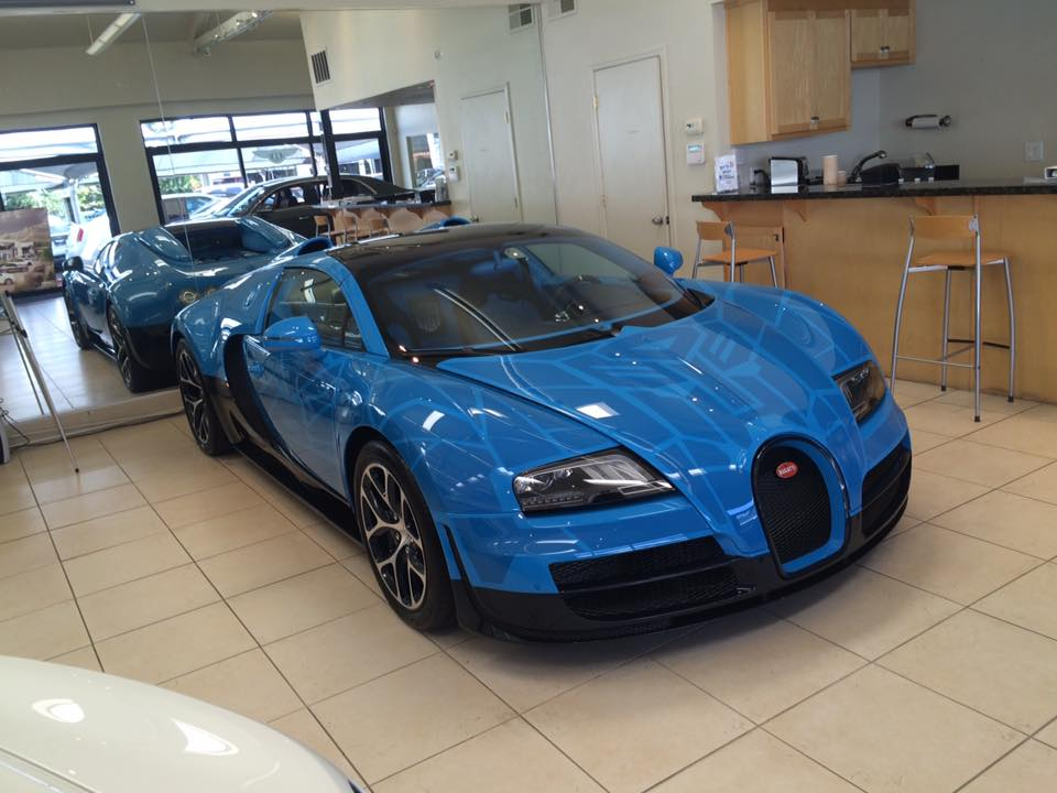 Bugatti veyron grand sport vitesse transformers - photo#5