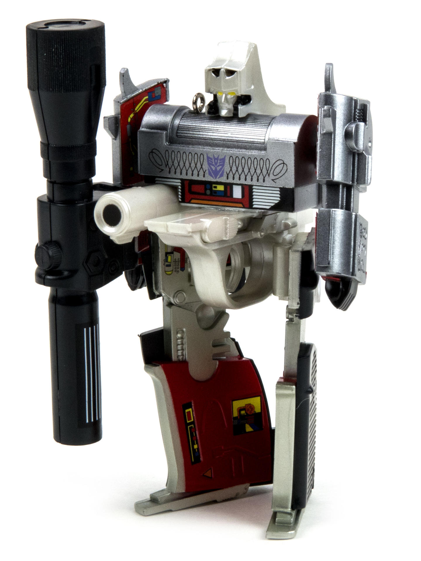 G1 Megatron Ornament Released - Transformers News - TFW2005