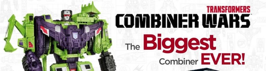 transformers combiner wars devastator