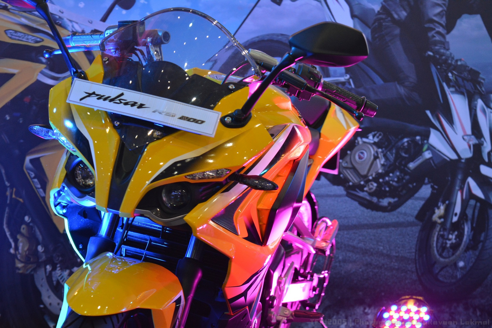 Bajaj Pulsar Rs200 Bumblebee And Stinger Editions Featured
