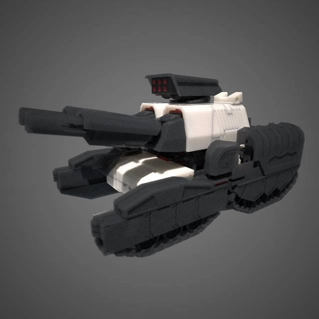 [Bold Forms] Produit Tiers - BF-01 Gladius (aka Mégatron G1) + Lone Wolf (aka Menasor/Menaseur G1) - Page 2 Bold-Forms-Gladius-the-Dark-Emperor-05