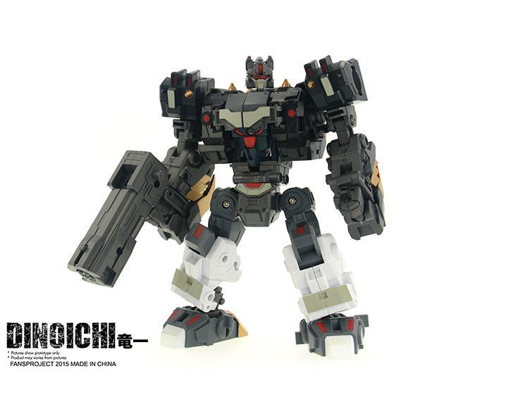 [FansProject] Produit Tiers - Jouet Saurus Ryu-oh aka Dinoking (Victory) | Monstructor (USA) Dinoichi2