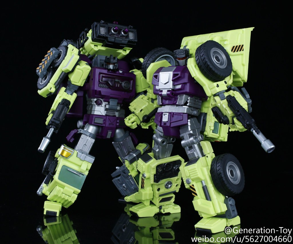 generation toy gravity builder color prototype images of front