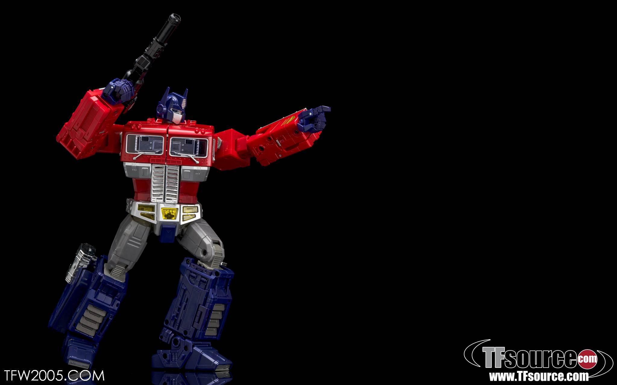 Mp 10 Convoy Optimus Prime Reissue Gallery Transformers News Mp10 012