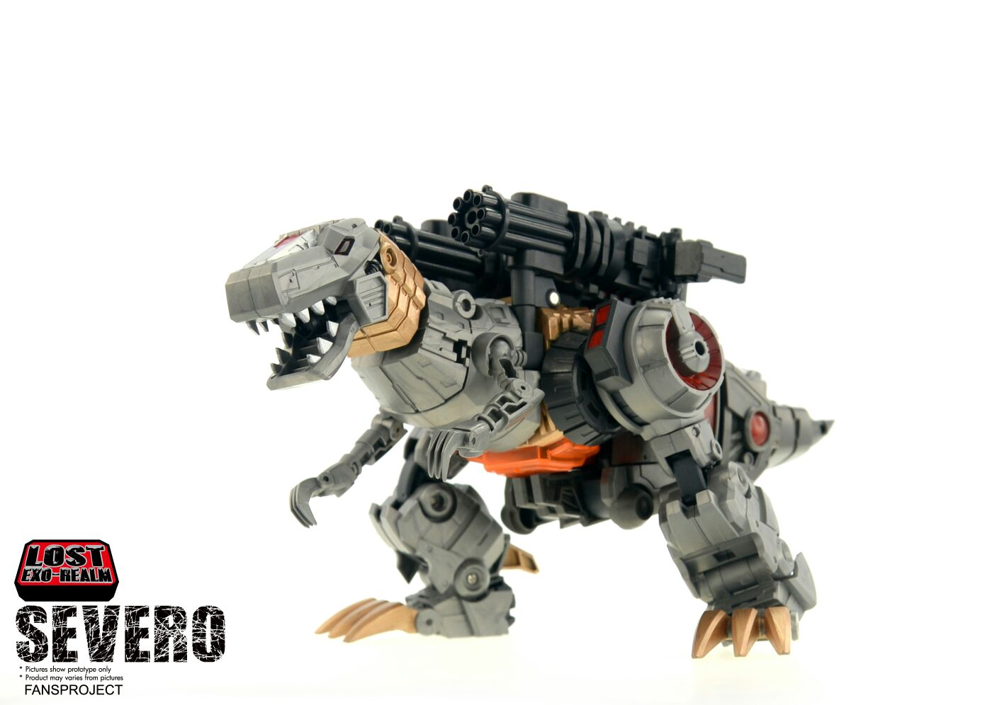 [FansProject] Produit Tiers - Jouets LER (Lost Exo Realm) - aka Dinobots - Page 2 Severo-3
