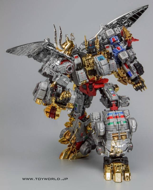 [Toyworld][Zeta Toys] Produit Tiers - Jouet TW-D aka Combiner Dinobots TWD-Dino-Combiner-02