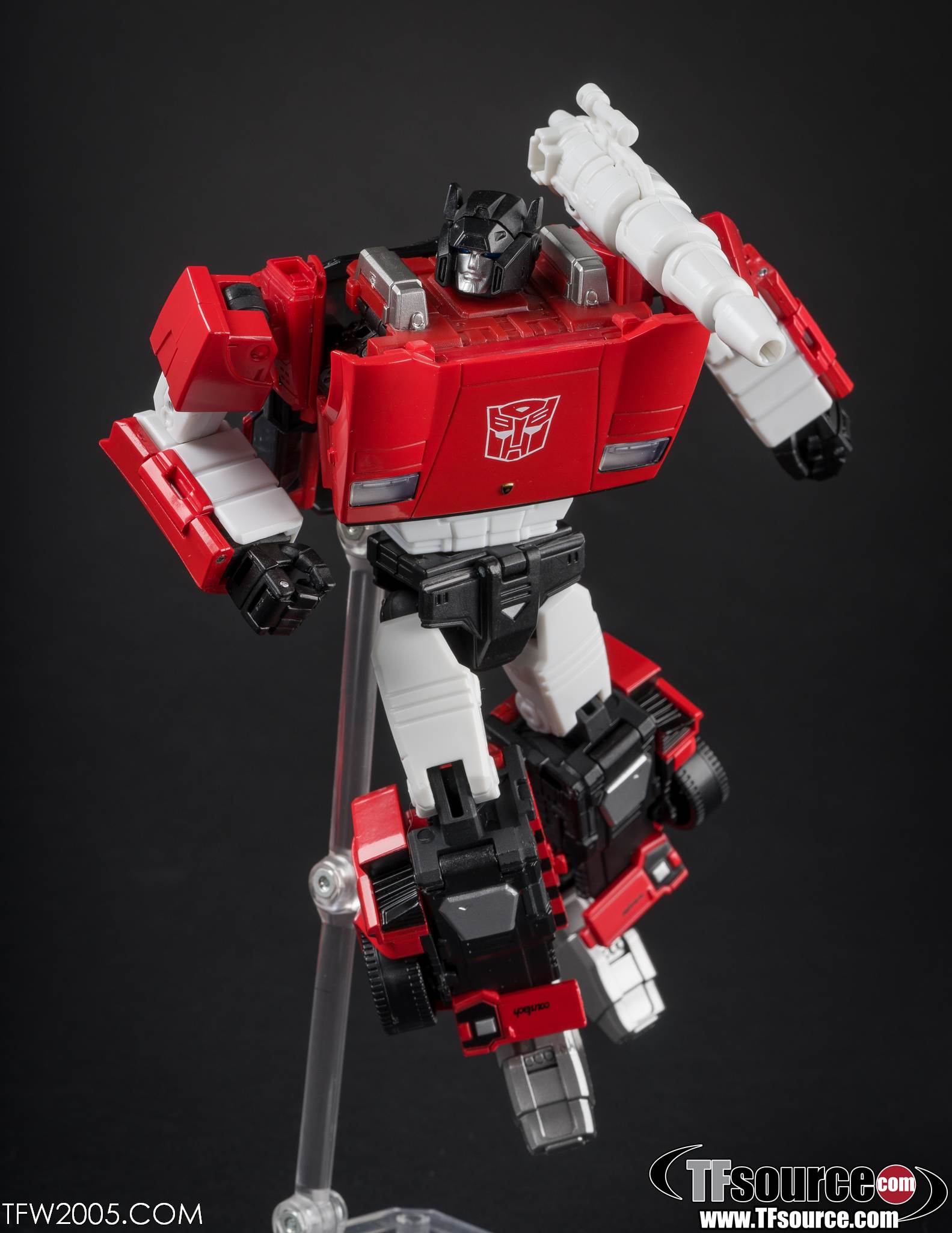 Mp 12 Sideswipe Asia Reissue Transformers Masterpiece