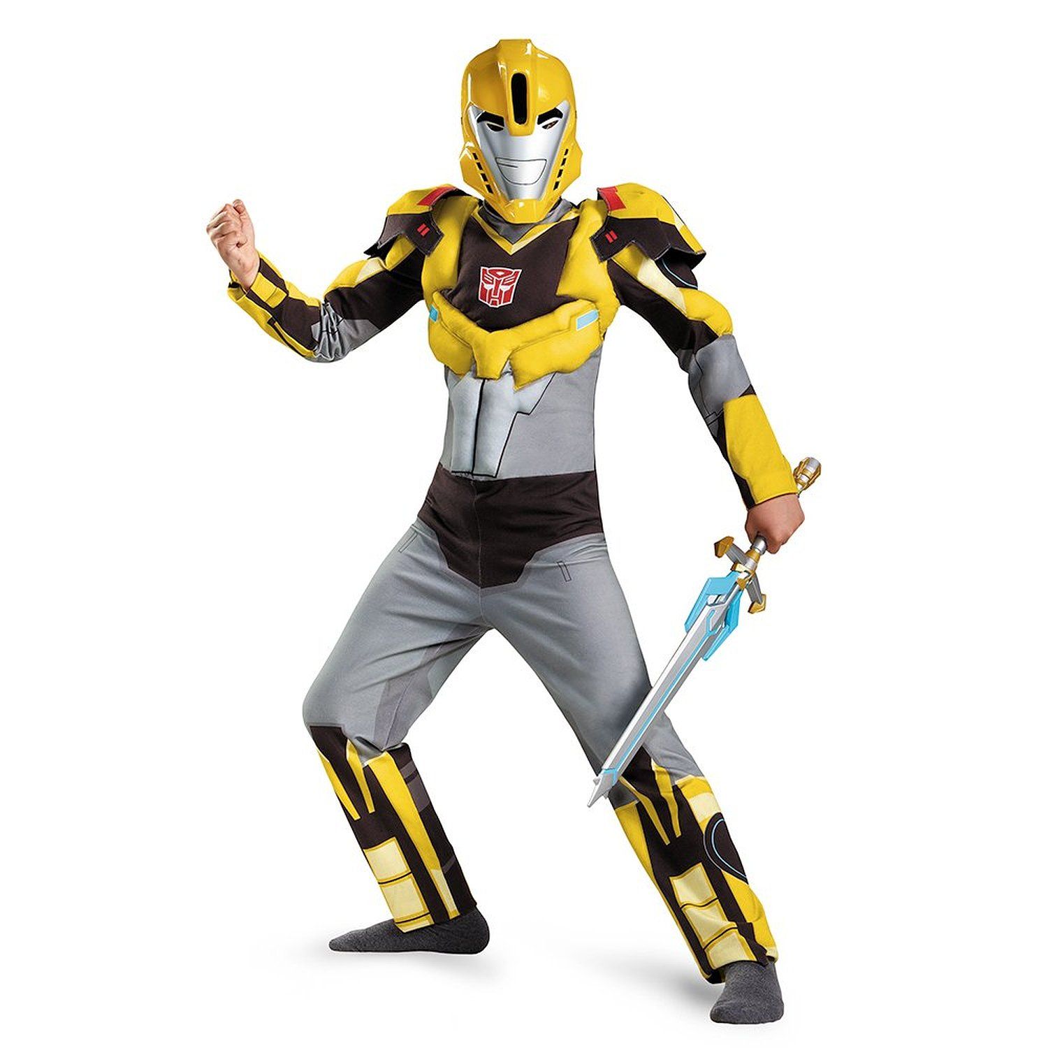Transformers: Robots In Disguise Bumblebee Costume For Kids ...