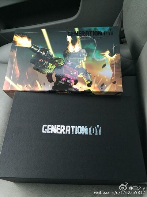 [Generation Toy] Produit Tiers - Jouet GT-01 Gravity Builder - aka Devastator/Dévastateur - Page 2 Generation-Toy-Mixer-Truck-0