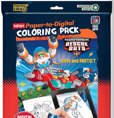 if - Digital Coloring Book