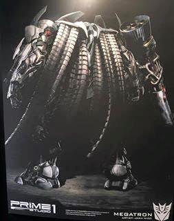 Statues des Films Transformers (articulé, non transformable) ― Par Prime1Studio, M3 Studio, Concept Zone, Super Fans Group, Soap Studio, Soldier Story Toys, etc - Page 3 Prime-1-Megatron-2