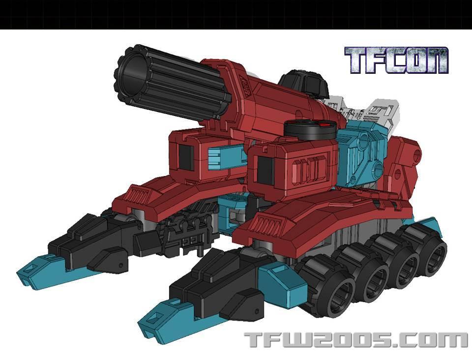 [Planet X] Produit Tiers - Jouets TF de la gamme PX (Fall of Cybertron) - Page 5 TFCon-USA-2015-608