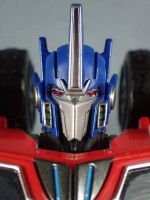 Optimus Prime Supreme Mode 2