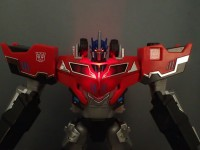 Optimus Prime Supreme Mode 3