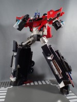 Optimus Prime Supreme Mode 4