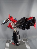 Optimus Prime Supreme Mode 5