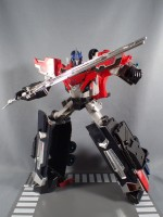 Optimus Prime Supreme Mode 6