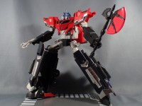Optimus Prime Supreme Mode 7