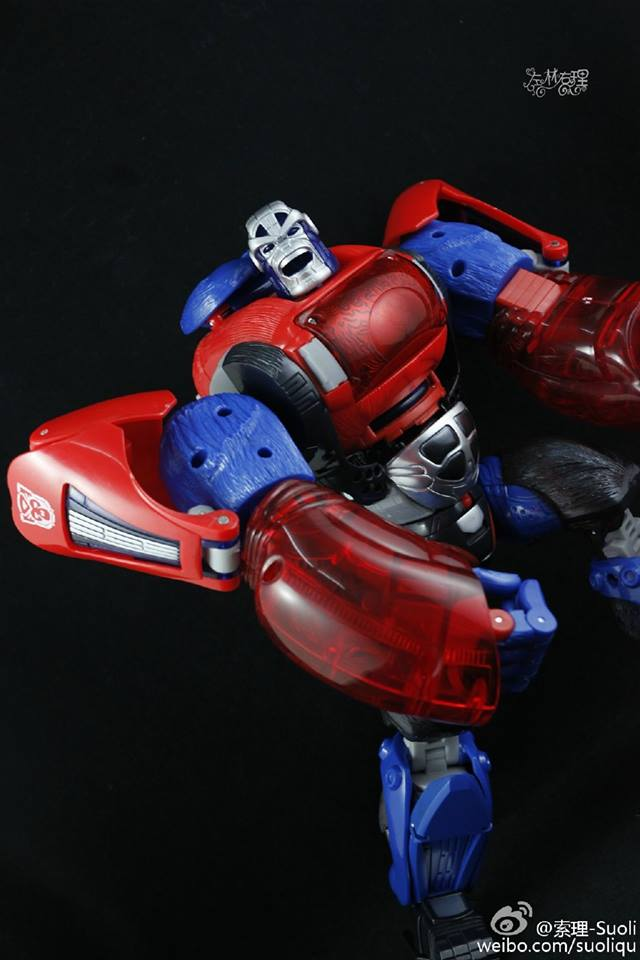Year Of The Monkey Optimus Primal 5