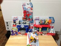 RescueBots Mini Buildings