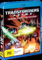 Transformers prime S3 BD