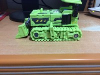 Bulldozer Unearth 05