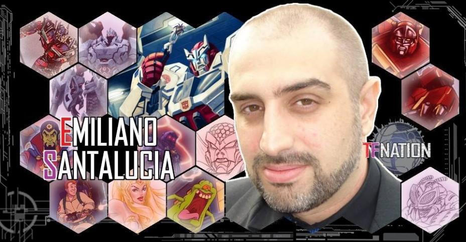 Emiliano Santalucia to attend TFNation 2016