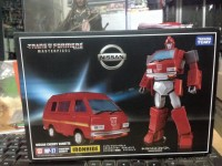 Masterpiece Ironhide In Hand 01