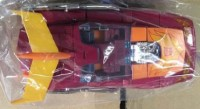 Masterpiece Rodimus ver 2 production sample fp