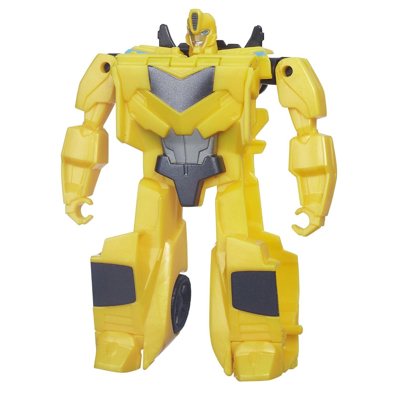 Transformers TAV48 team Bumblebee VS Thunderhoof Set New