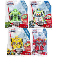Rescue Bots Rescan Wave 9