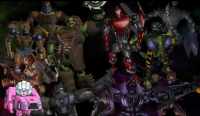 Q-Transformers Beast Wars