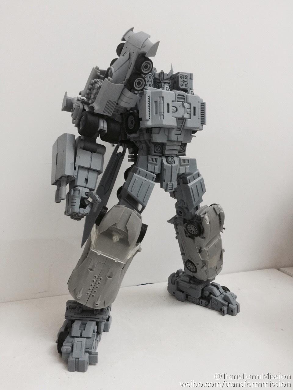 [Transform Mission] Produit Tiers - Jouet M-01 AutoSamurai - aka Menasor/Menaseur des BD IDW TFM-Menasor
