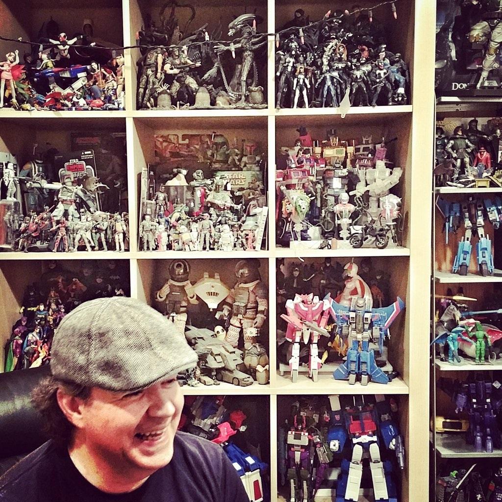 Transformers Combiner Wars Eric Calderon George Krstic FJ Desanto Behind The Scenes 2