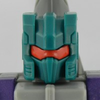 Vortex Robot Head Front