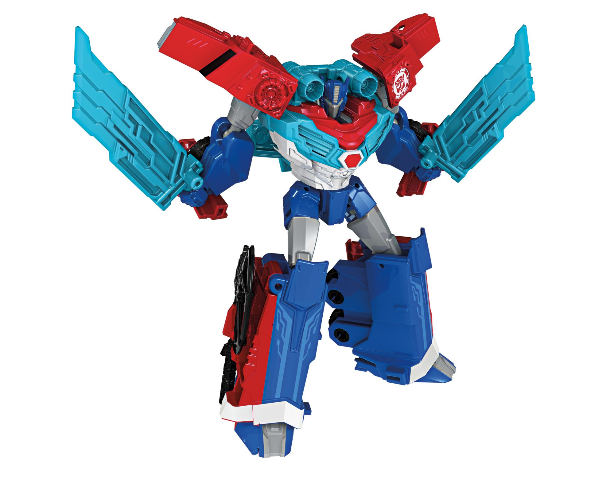 341152 Warrior Power Surge Optimus Prime Robot