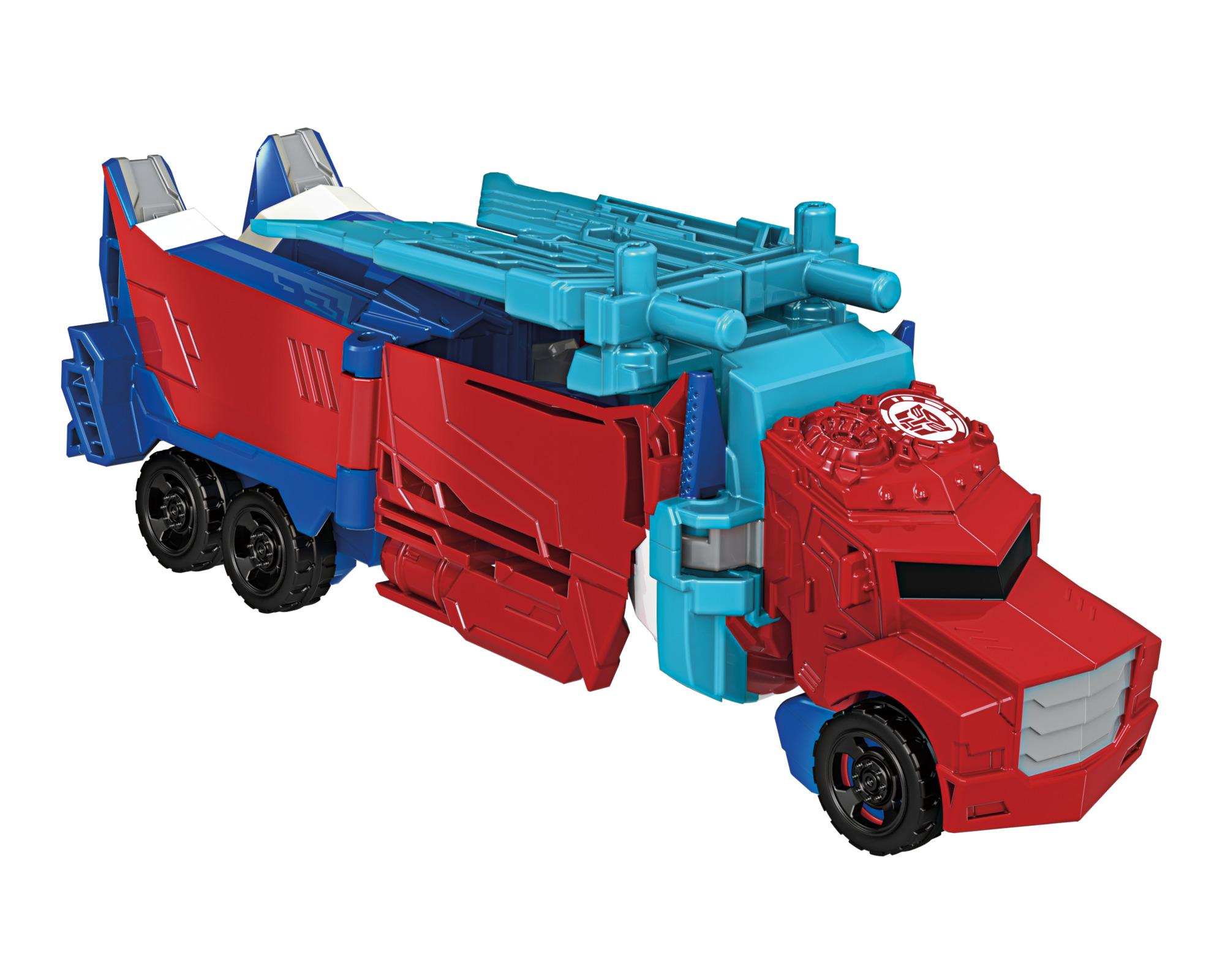 341152 Warrior Power Surge Optimus Prime Truck