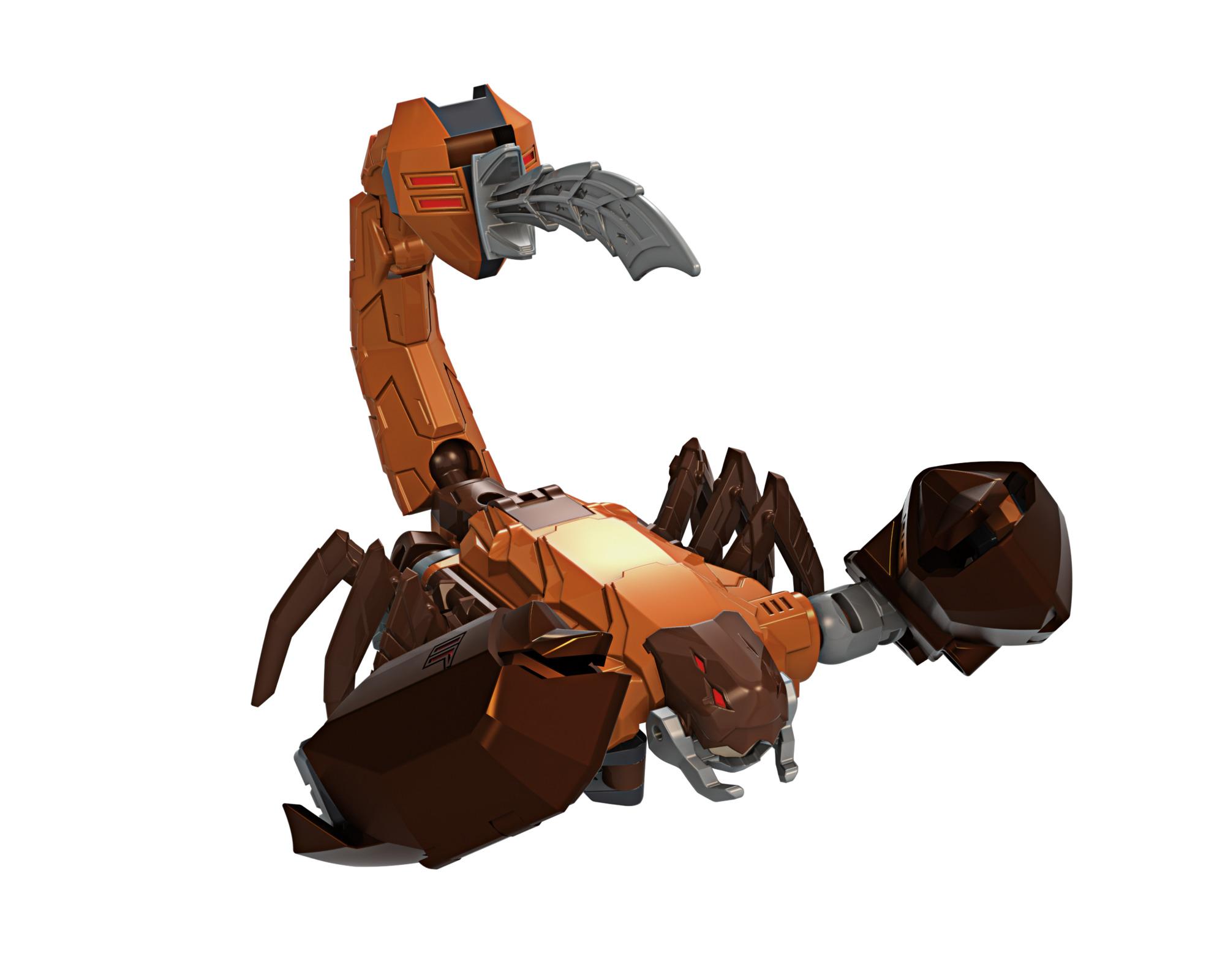 341153 Warrior Scorponok Beast